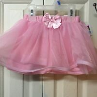 Girls Dance Tutu Skirt Size 24 Months Toddler Pink Infant Ballet Easter