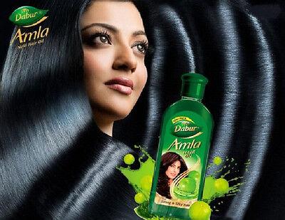 Dabur Amla Hair Oil 45ml or 90ml  with free shipping