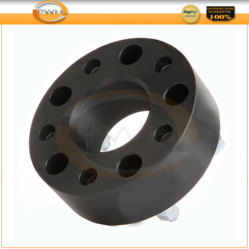 """Details about  /2X 2/"""" Thick 5x4.75 5 Lug Wheel Spacers 12x1.5 Studs fits  2003-2009 Cadillac XLR"""