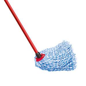 Vileda Supermocio Cotton mop Head Microfibre Hard Floor ...