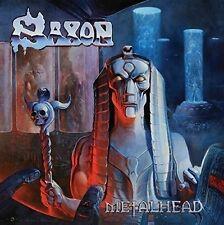 SAXON - METALHEAD   VINYL LP NEU