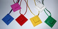 100 Extra Lego Bricks/blocks/plates For Buildable Necklace