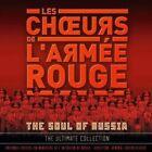 Soul of Russia Ultimate Collection Les Choeurs De L'arm 0028947923114
