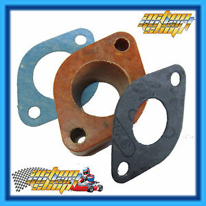 go kart phenolic spacer gaskets yamaha kt100j engine genuine new rh ebay com yamaha kt100j service manual