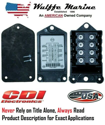CDI 113-1397 581397 Power Pack for Johnson Evinrude 50 and 55 hp 1971-1977