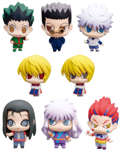 Megahouse Chara Fortune Plus Mascot Figure Hunter x Hunter