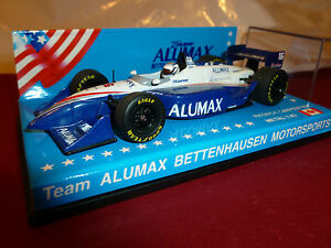 MERCEDES-BENZ-97-ROAD-TRACK-PATRICK-CARPENTIER-16-ALUMAX-INDY-CAR-DIE-CAST-1-43