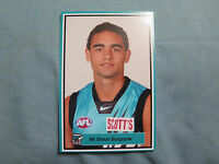 Original Port Power Port Adelaide Football Club Photo Shaun Burgoyne C2000