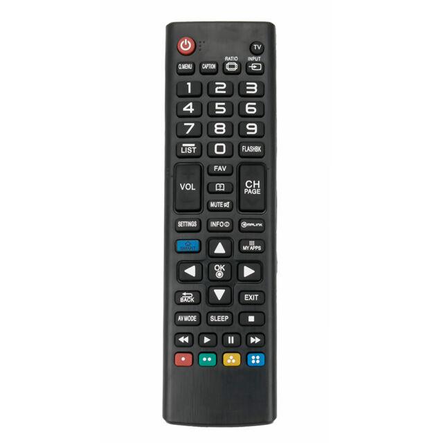 Us New Remote For Lg Tv 47ln5700 32ln570b 50ln5710