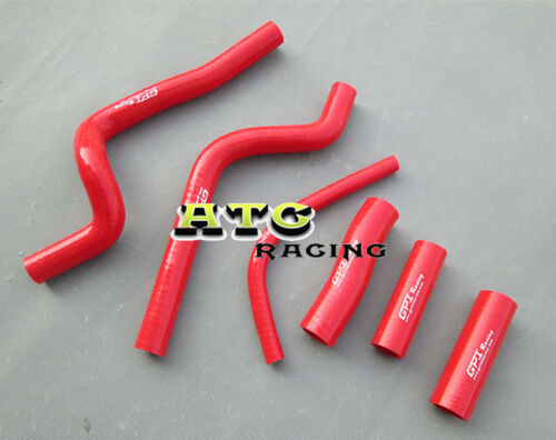 silicone radiator hose for Honda CR500R CR500 CR 500 R 1994-2001 96 97 98 99 RED