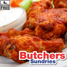 Butchers Sundries Gluten Free Hot & Spicey Glaze 250G / Marinade / Meat Rub / BB