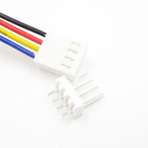 20PCS//50PCS XH2.54-4P JST 2.54 mm solo estaño encabezado Dupont Longitud del cable 150 mm