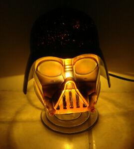 STAR WARS DARTH VADER Eva Lamp Night Light...Vintage..Very Good Condition...JS