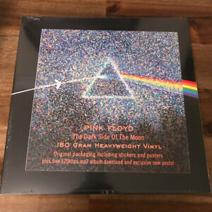 Pink-Floyd-Dark-Side-Of-The-Moon-40th-Anniversary-180g-LP-Remastered-Sealed-NEW