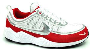 fe2898ef5f1f Nike Air Zoom Spiridon  16 Mens Sneaker White Metall-Silver 926955 ...