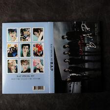K-POP BAP B.A.P  PHOTO POST COLLECTION CARD MEMO PAD SPECIAL SET