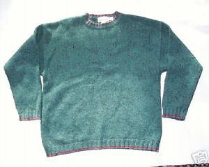 de cuello clásico Eddie suéter lana con redondo Legends Bauer L wS0wtI