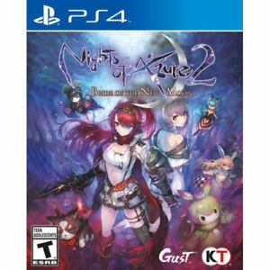 Nights-of-Azure-2-Bride-of-the-New-Moon-PlayStation-4-PS4-Brand-New