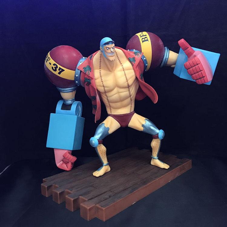 modellllerlerl Frank stilig man PVC figur docka gåva manga leksak
