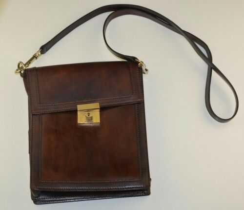 CELINE Vintage Bag Tablet France. 1980s Original.