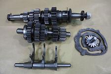 Triunfo De 5 Velocidades, Caja De Cambios Completa ejes Engranajes selectores T140 Wrt t120v Etc
