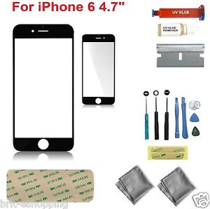 iphone 4 glass replacement kit apple iphone 6 4 7 inches front glass screen replacement 1891