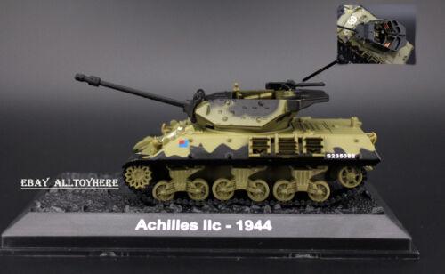 1//72 WWII British Tank Destroyer M10 Achilles IIC MOWAS Soldiers Battlefield1 T