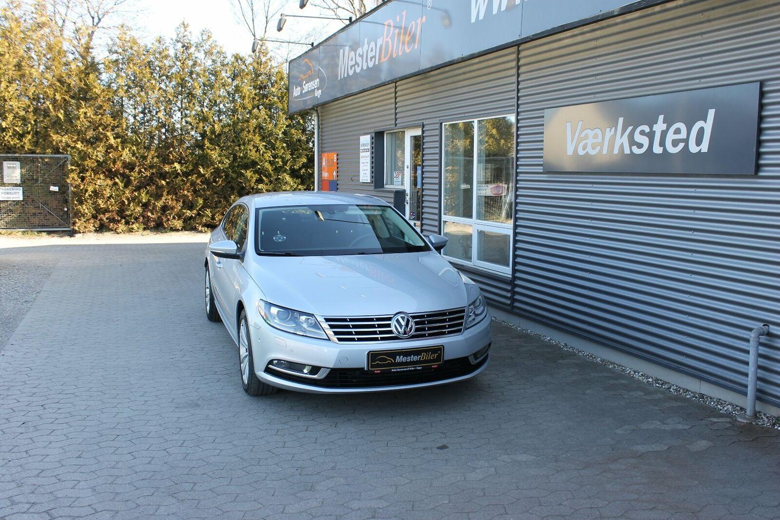 VW CC 1,8 TSi 160 DSG 4d