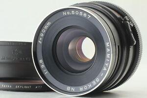 N-Perfeito-Com-Capuz-Filtro-Mamiya-Sekor-NB-90mm-f3-8-para-RB67-Pro-S-SD-Do-Japao