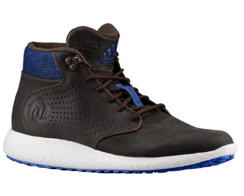 Zapatos de mujer baratos zapatos de mujer Adidas Hombre D Rose Lakeshore Boost Marrón Oscuro Zapatillas c77495