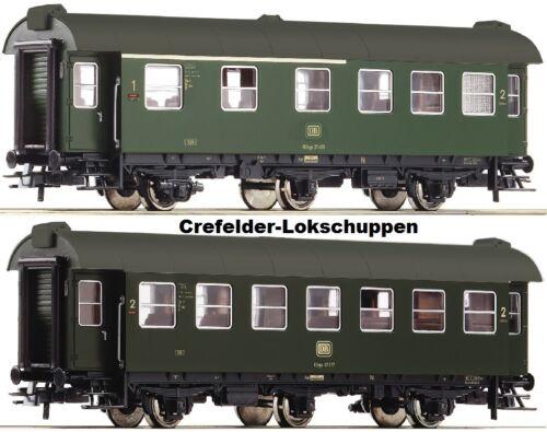 ROCO 54290+54291 2 rinnovo auto 1//2 KL su richiesta achstausch Märklin GRATIS