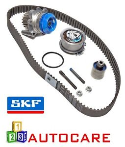 SKF-Timing-Belt-Kit-Water-Pump-For-Audi-A3-A4-A6-1-9TDI-2-0TDI-Cambelt-Set