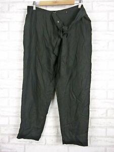 Witchery-Casual-Cargo-Style-Pants-Black-Sz-12