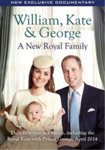 William-Kate-and-George-A-New-Royal-Family-DVD-NUEVO