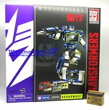 73707 Hasbro Transformers Masterpiece MP-2 Soundwave MISB IN STOCK