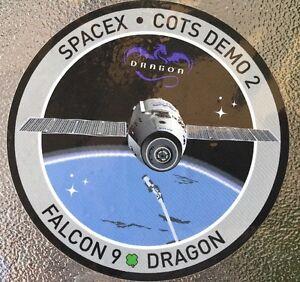 falcon 9 sticker - photo #1