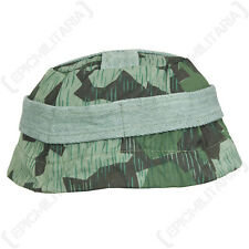 German M38 Paratrooper Summer Camo HELMET COVER Camouflage WW2 Reproduction