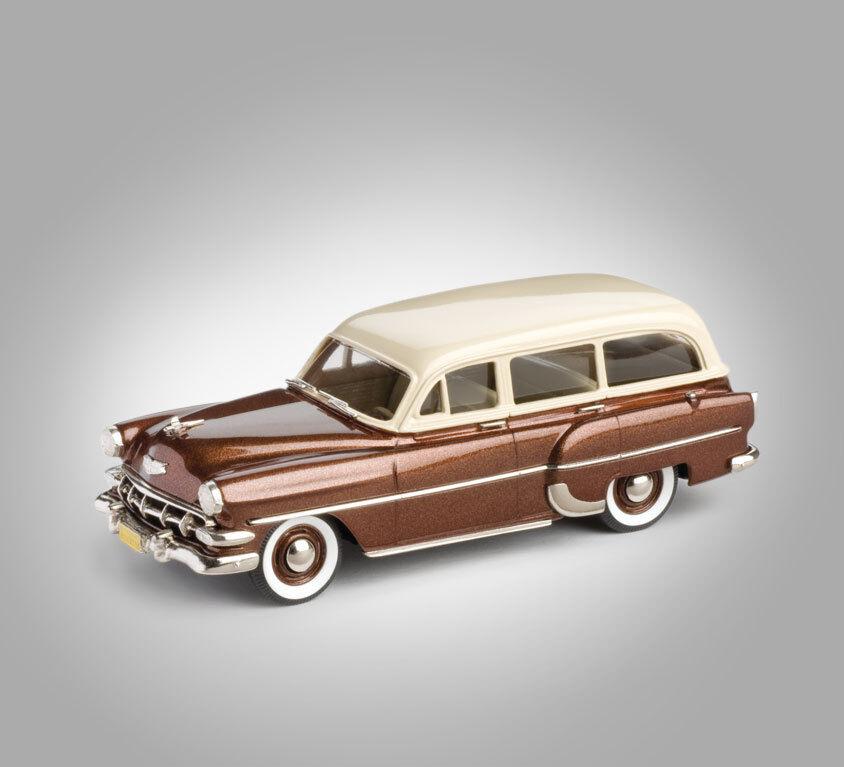 Brooklin BRK 132b - 1954 Chevrolet 210 Handyman - Made in England