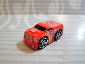 Hot-Wheels-Sciolto-Blings-Dodge-Ram-Pick-Up-Rossi-con-T-Fiamme-Star