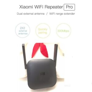 Details about Xiaomi Mi WiFi Repeater Pro Wireless Network Signal Booster  Extender 300Mpbs