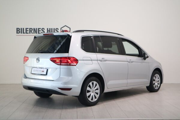 VW Touran 1,6 TDi 115 Comfort Connect DSG 7p - billede 1