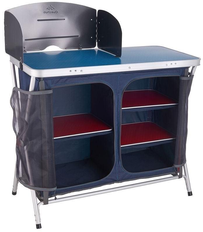 Unidad De  Cocina Cámping solución compacta para el almacenamiento de equipos y cocinar al aire libre  Envíos y devoluciones gratis.