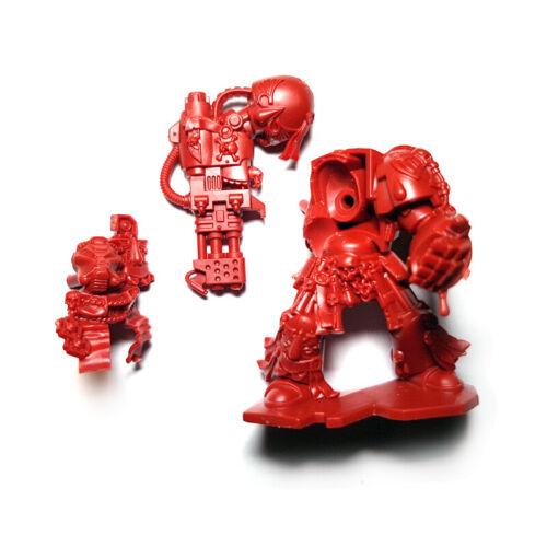 Blood Angels Space Marine Terminator Brother Zael Space Hulk 40K