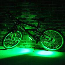 Brightz LTD GREEN Go Brightz LED Bicycle Light Strip, for Frame - Be Seen!!!!