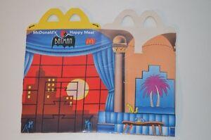0086-McDonald-039-s-Happy-Meal-Box-empty-Batman-Penthouse-Suite-1994-McDonalds
