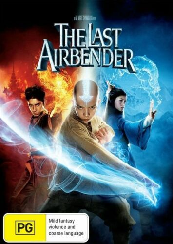 1 of 1 - The Last Airbender NEW R4 DVD