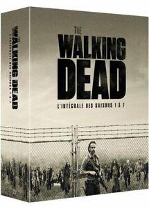 COFFRET BLU-RAY : THE WALKING DEAD SAISONS 1 à 7 - HORREUR ZOMBIES 1 2 3 4 5 6 7