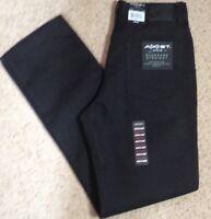 Axist Standard Straight Leg Black Denim--size 30 X 32