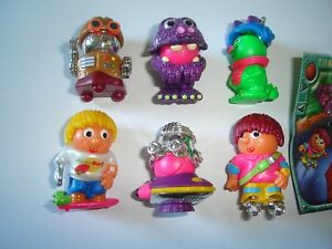 Kinder Surprise Set Ball Heads Space Adventure 2001 Figures Toys Collectibles Ebay