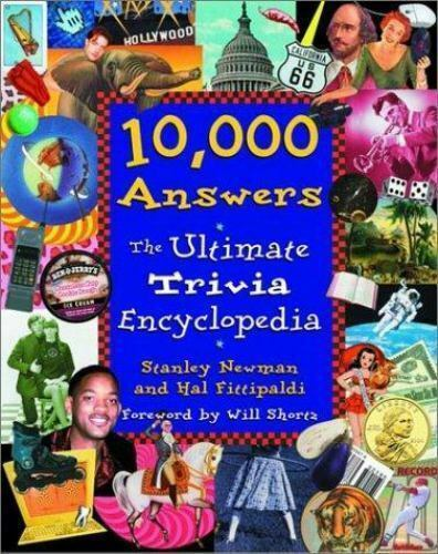 10,000 Answers : The Ultimate Trivia Encyclopedia